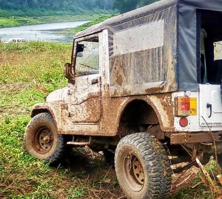 Gavi Forest Jeep Safari, Kerala Flat 15% off