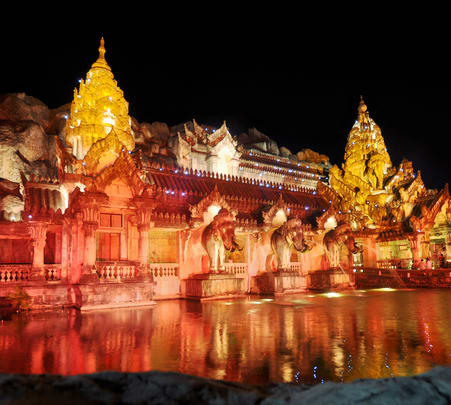 Phuket Fantasea Tickets with Transfers Flat 15% off