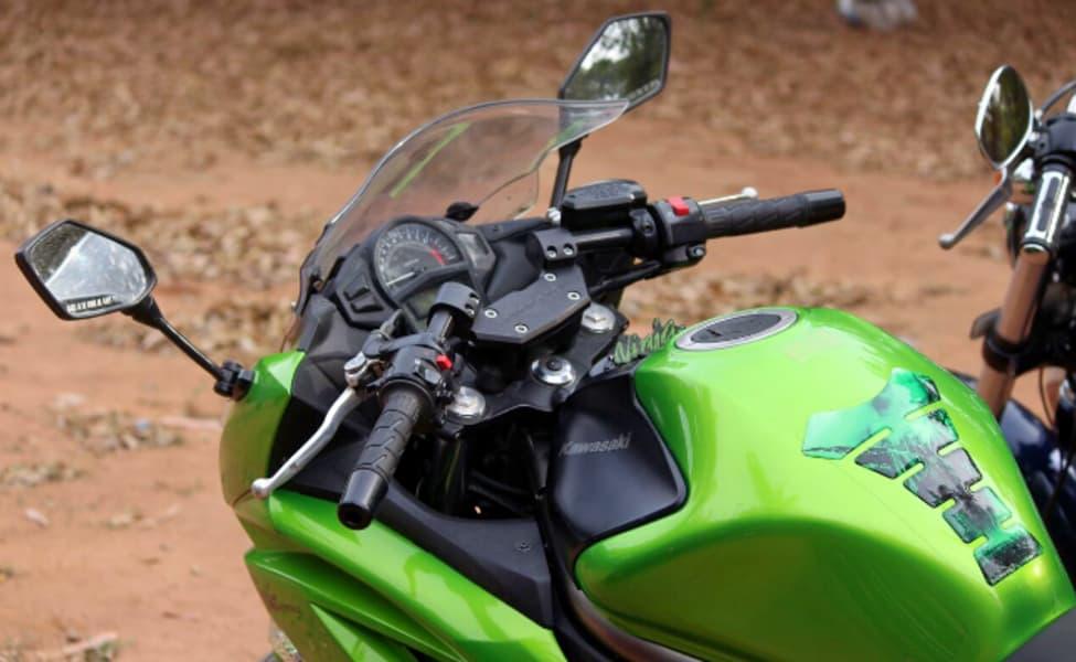 Kawasaki Ninja 650 Rentals In Bangalore Thrillophilia
