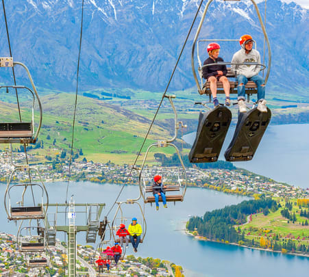 8 Days Scenic South New Zealand with Queenstown Special