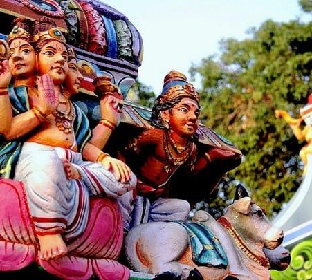 A Mystical Walk, Chennai