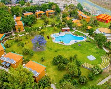 Resort Stay with Jungle Safari in Jim Corbett Flat 20% off