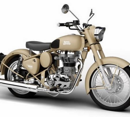 Royal Enfield Desert Storm 500 Rental in Bangalore