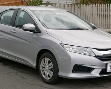 Rent a Honda City in Goa