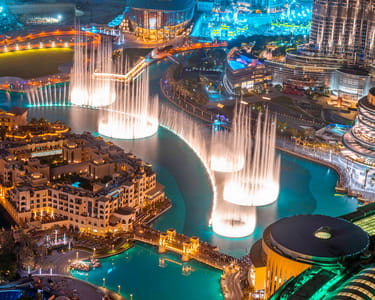 5 Days Dubai Family Tour Package - Flat 19% off