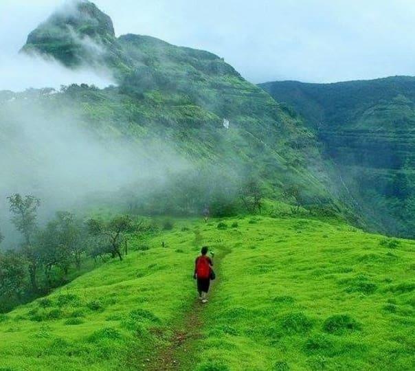 Trek to Kothaligad in Raigad