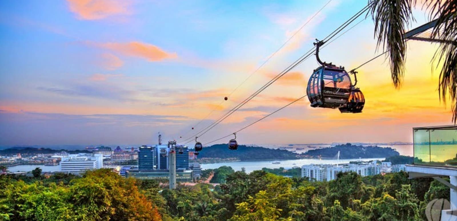 Singapore Cable Car Ride | Buy Online & Get 25% Off