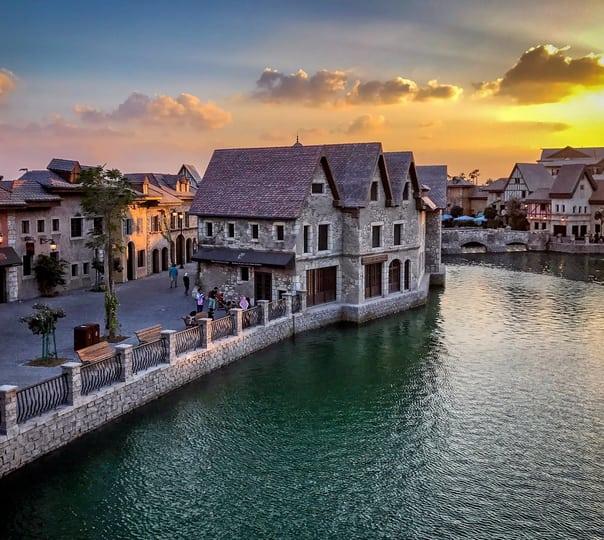 Dubai Parks and Resorts Day Passes