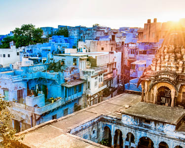 Joyful Jodhpur Sightseeing Tour with Osian
