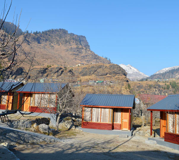 Adventure Camp in Manali with Sightseeing
