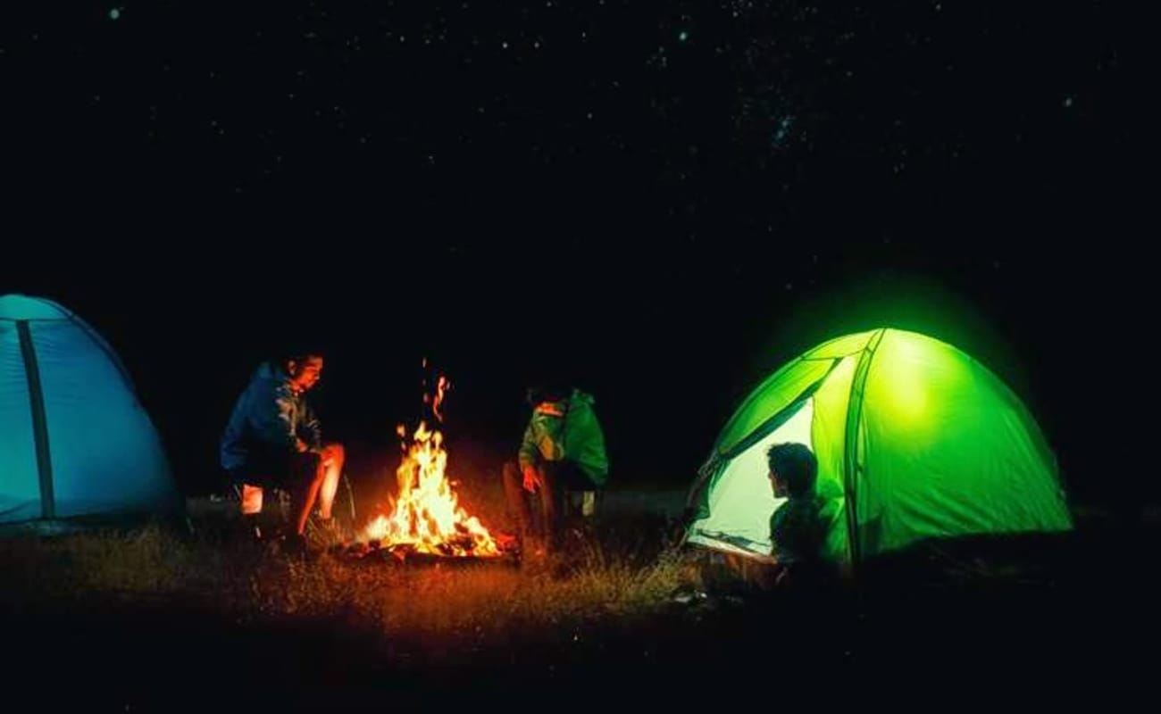 Night Camping With Campfire In Wayanad | Thrillophilia