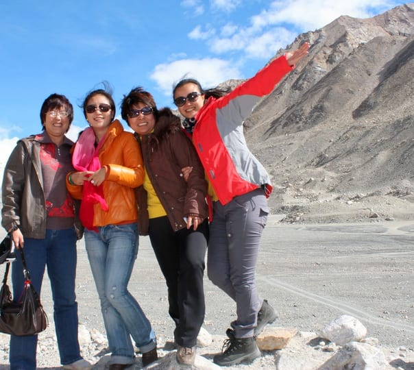 19 Days Mount Everest Cycling Tour
