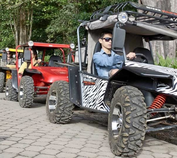 Wilderness Overnight Stay at Munduk in Bali