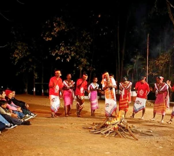 New Year Eve at Sajan Forest Lodge