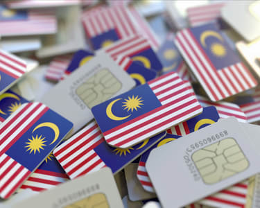 4g Sim Card For Malaysia (klia Airport 2 Pick Up) @ 15% off
