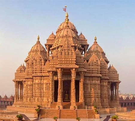 Delhi Temple Walk, Guided Tour
