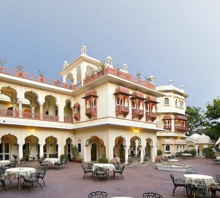 Experience Royal Stay at Alsisar Haveli, Jaipur @ Flat 50% off