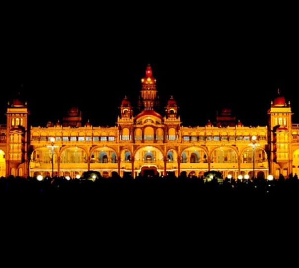 Mysore Night Walk