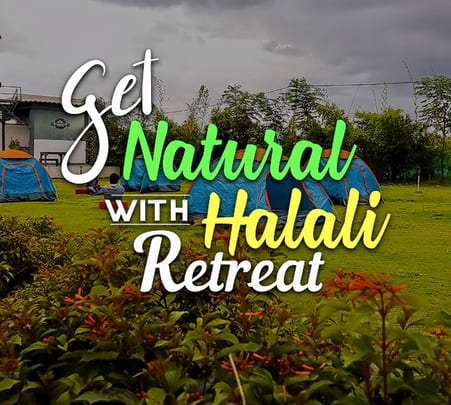 Resort Camping at the Halali Retreat, Bhopal