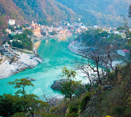 3 Days 2 Nights Rishikesh Tour