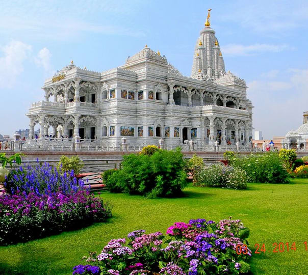 Day Trip to Mathura & Vrindavan in a Private Car