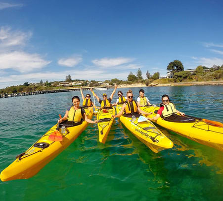Sea Kayak Tour in Melbourne