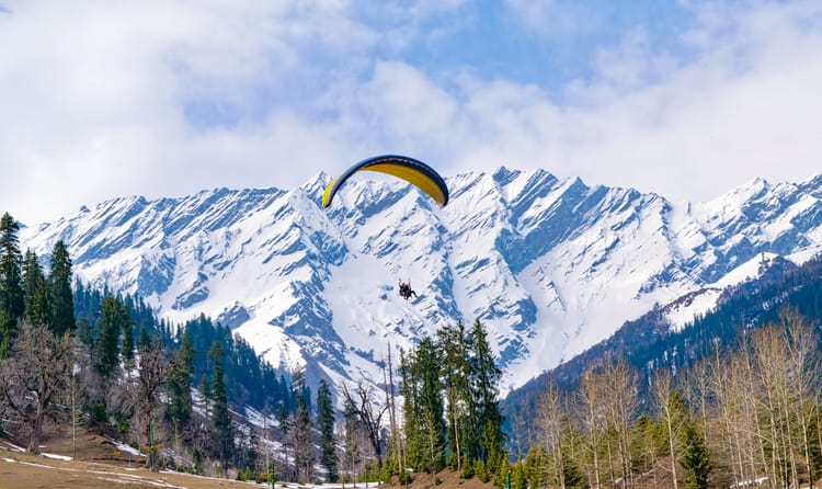 Image result for Manali – An Extraordinary Zorbing Destination