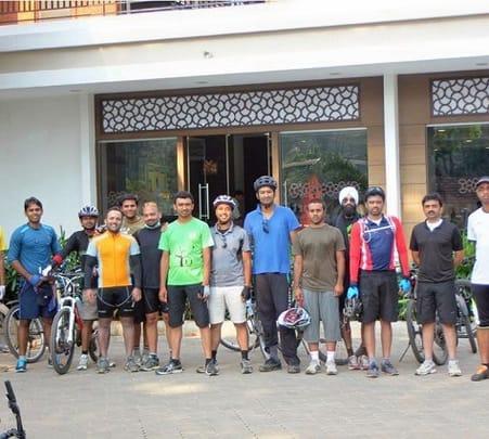 Cycling Tour In Bisle Ghat, Sakleshpur