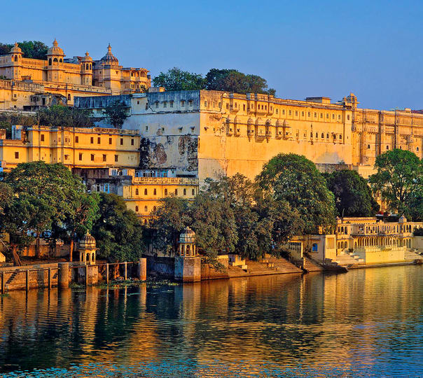 Walking Tour in Udaipur City
