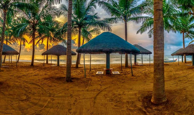 usine authentique 3ff94 f39b1 15 Best Beach Resorts in Chennai - 2019 (With Price & Reviews)
