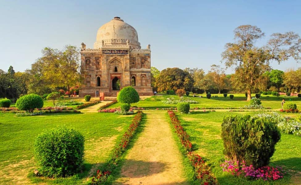 Image result for 2.Lodhi Garden