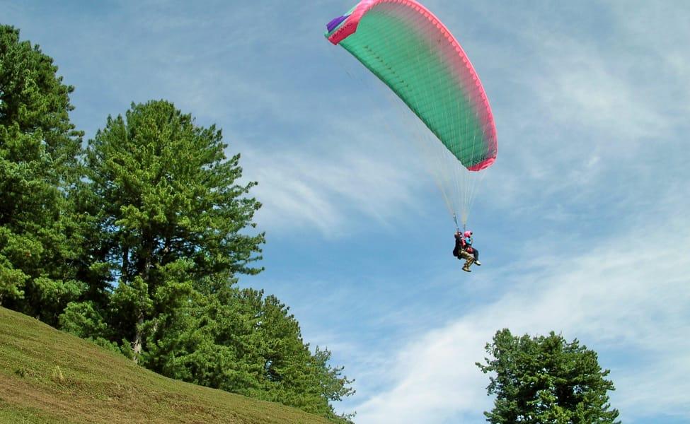 Paragliding In Shimla @ 31% Off | Book & Get 900 Cashback!