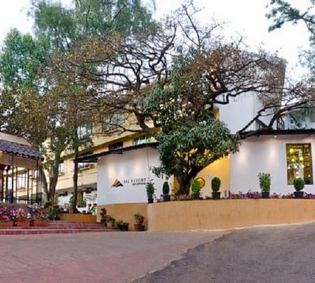 Couple's Getaway in Mahabaleshwar