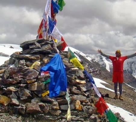 Kanamo Peak Trek 2017, Himachal Pradesh