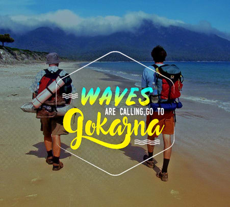 Gokarna Beach Trek & Camping - Flat 20% Off