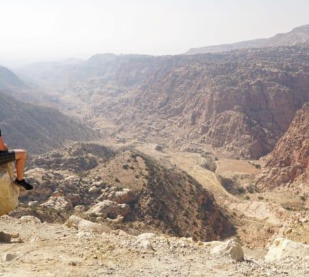 Dana to Petra Trek: Hike the Jordan Trail