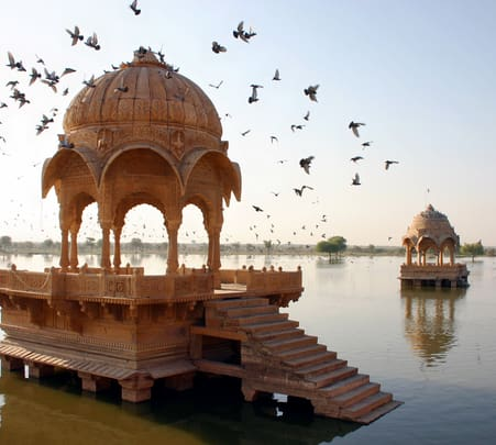 Rajasthan Tour Package of 4 Cities