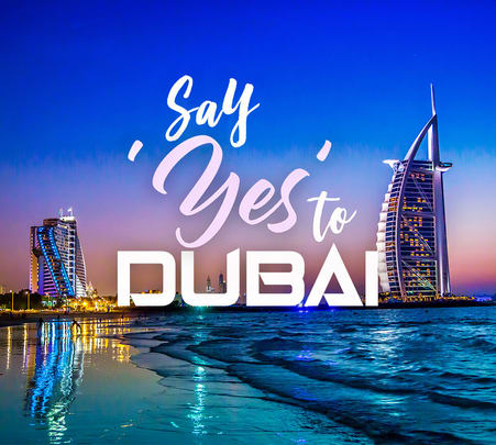 Explore Dubai in 4 Days and 3 Nights
