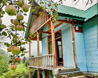 Countryside Stay Experience with a View, Jibhi