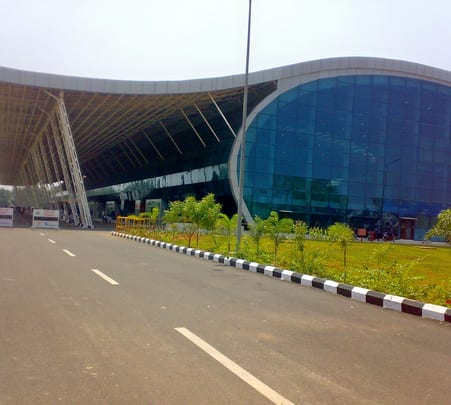 Kerala Airport Transfer: Trivandrum to Thekkady