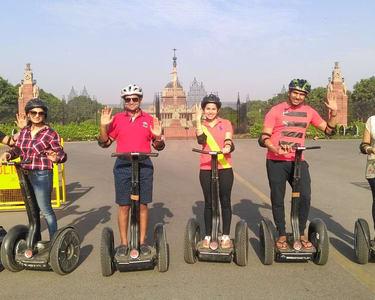 Rajpath Segway Tour, Delhi, Flat 21% Off