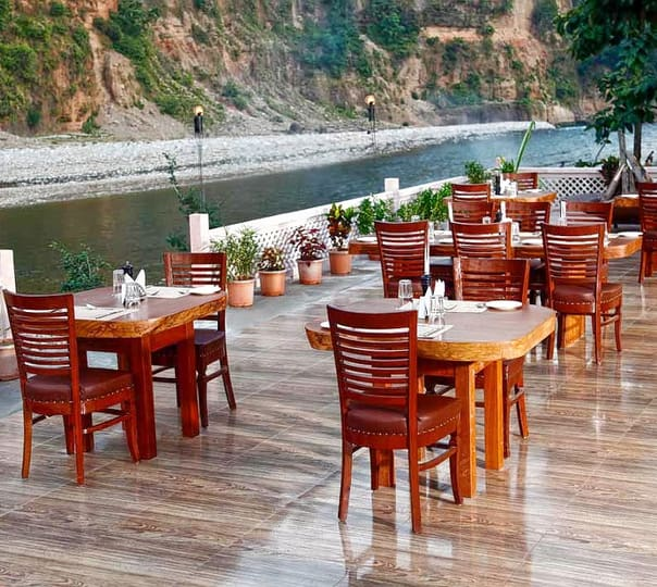Riverside Stay at Corbett Riverside Resort