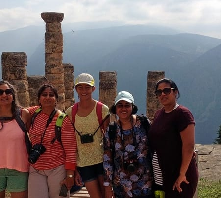 10 Day Greece Tour For Women