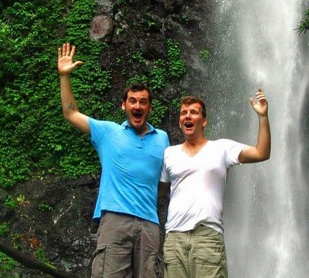 Trek to Waterfalls of Gitgit in Bali