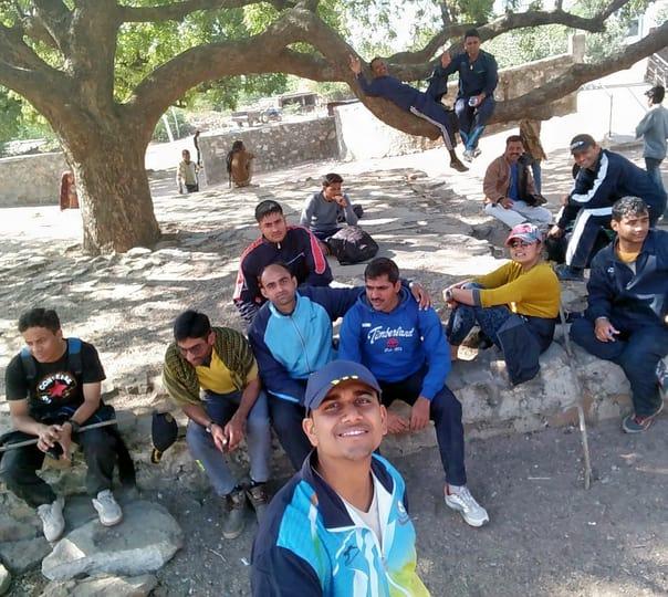 Morwaniya to Ubeshwarji Trek near Udaipur