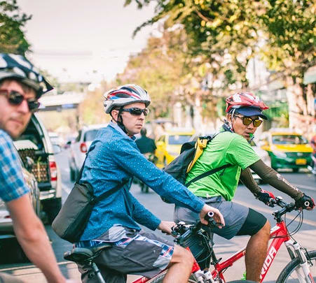 Cycling Tour - Bangkok Trails