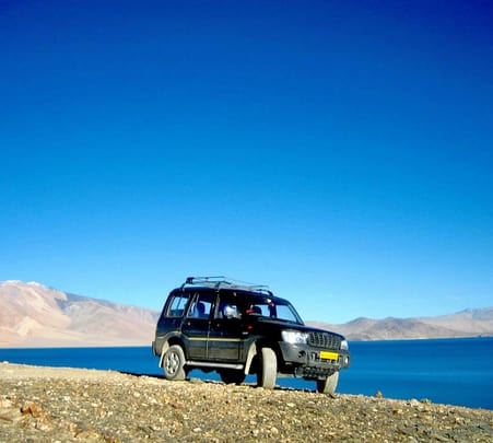 Manali to Leh Jeep Expedition with Tso Moriri Lake