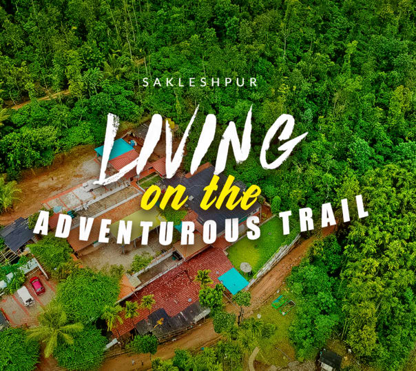 Exotic Sakleshpur Homestay with Adventure Activities
