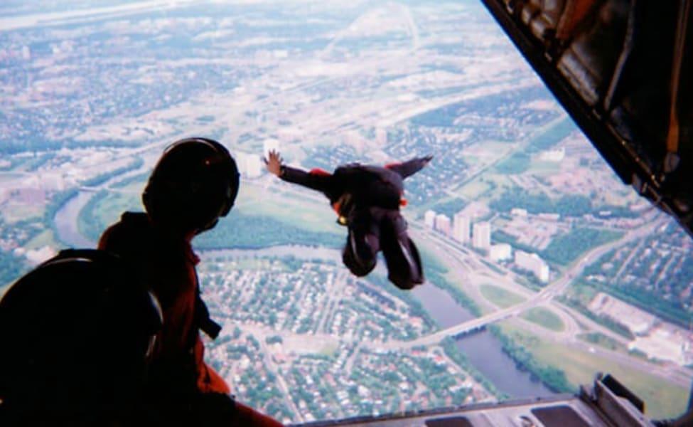 Skydiving Near Mumbai