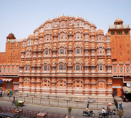Morning Heritage Walk in Jaipur-flat 33% off